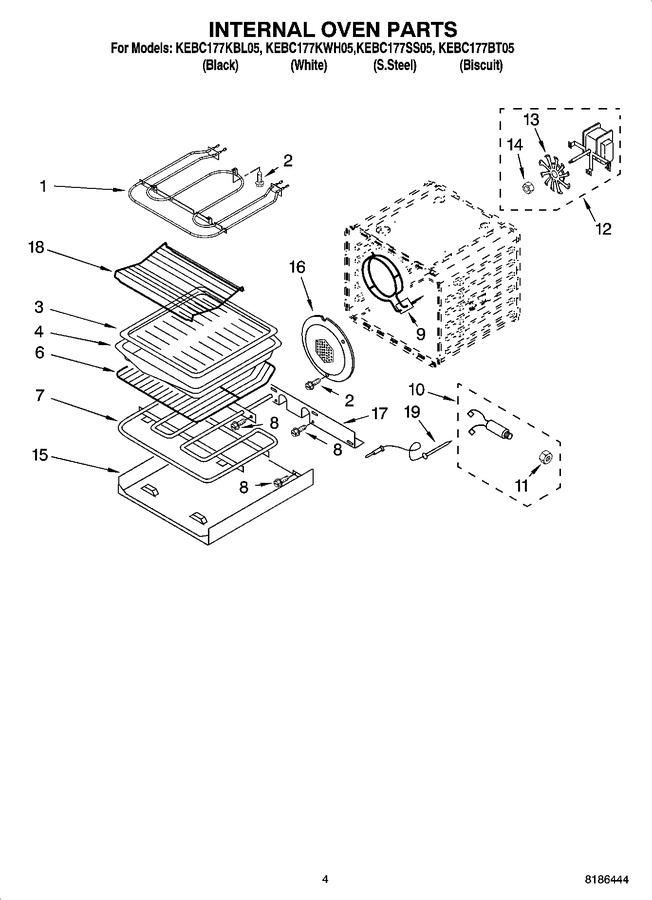 Diagram for KEBC177KBL05