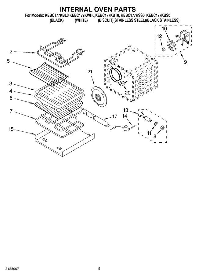 Diagram for KEBC177KSS0