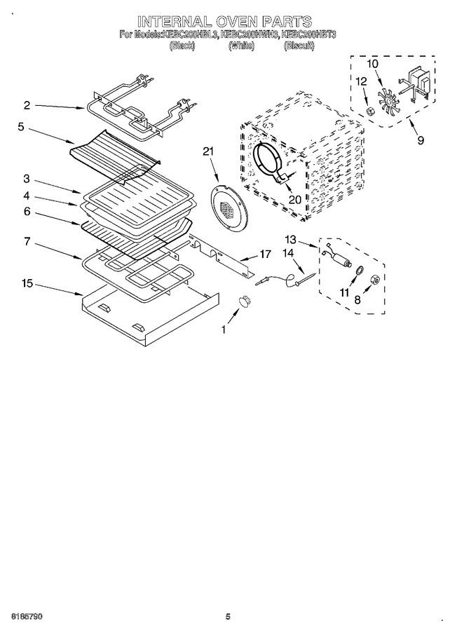 Diagram for KEBC208HBL3