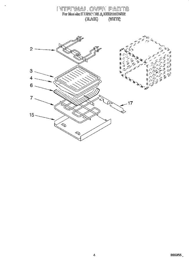Diagram for KEBI101DWH6