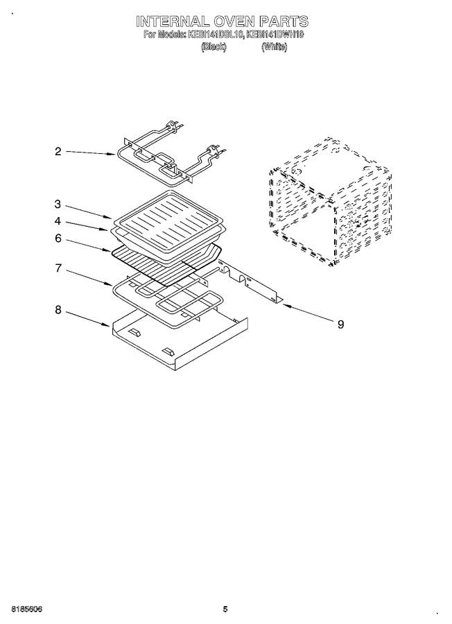 Diagram for KEBI141DBL10