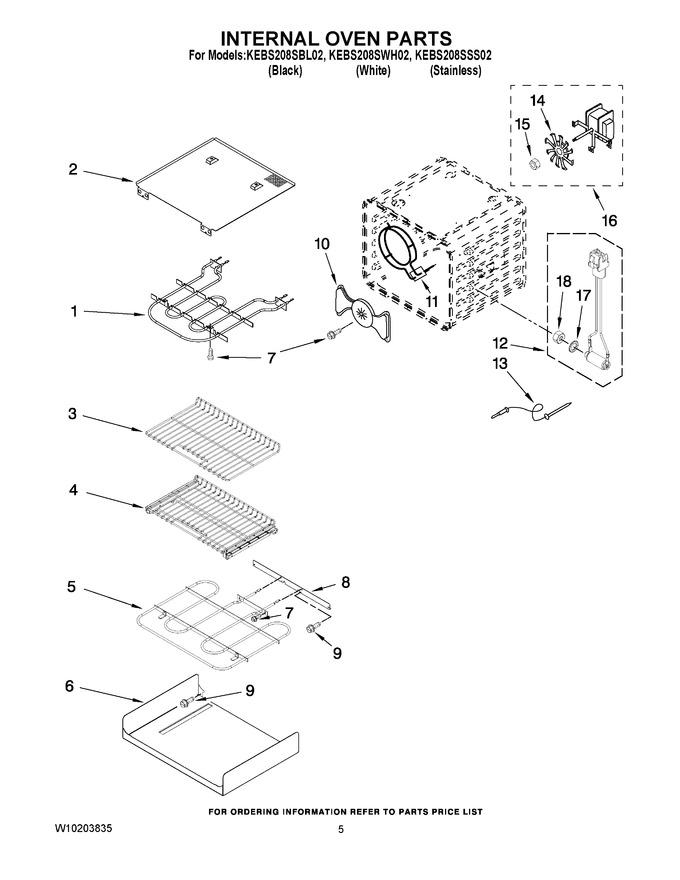 Diagram for KEBS208SBL02