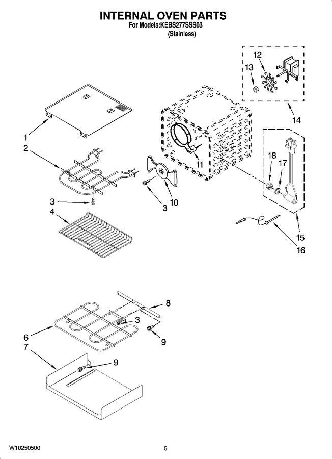 Diagram for KEBS277SSS03