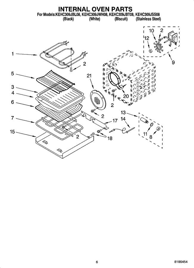 Diagram for KEHC309JBT08