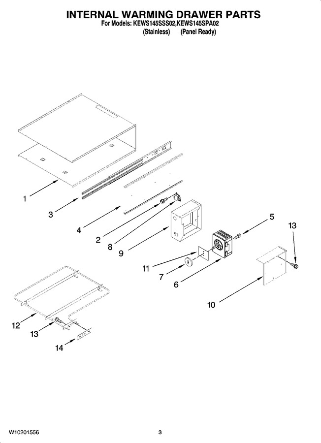 Diagram for KEWS145SPA02