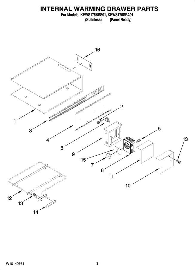Diagram for KEWS175SPA01