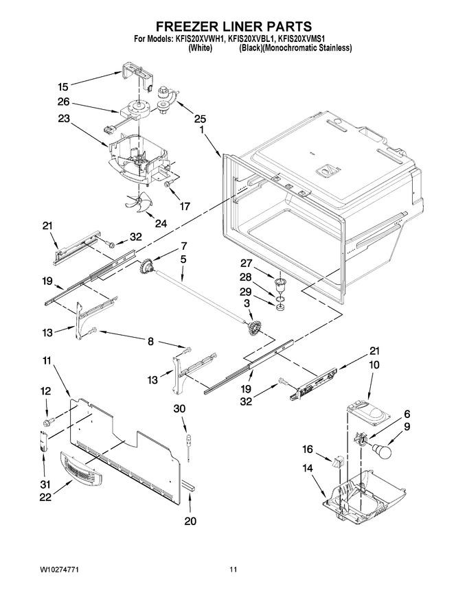 Diagram for KFIS20XVBL1