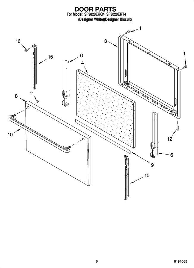 Diagram for SF3020EKT4