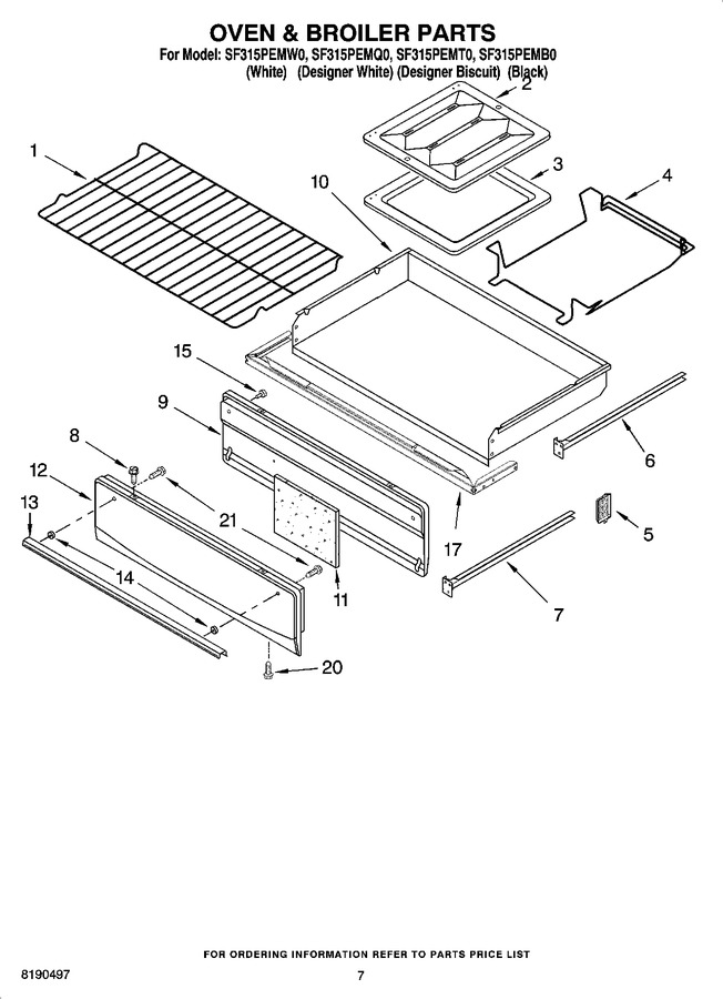 Diagram for SF315PEMT0