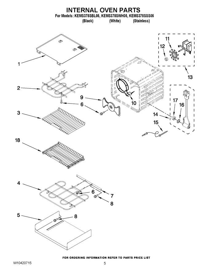 Diagram for KEMS378SBL05