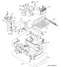 Diagram for 4 - Icemaker & Dispenser