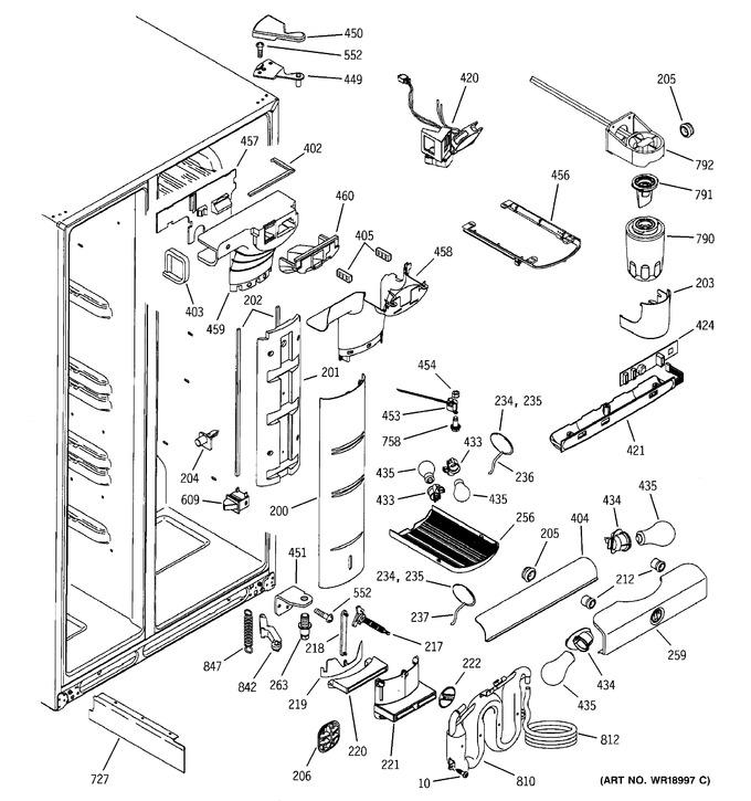 Diagram for PSG25NGMACWW