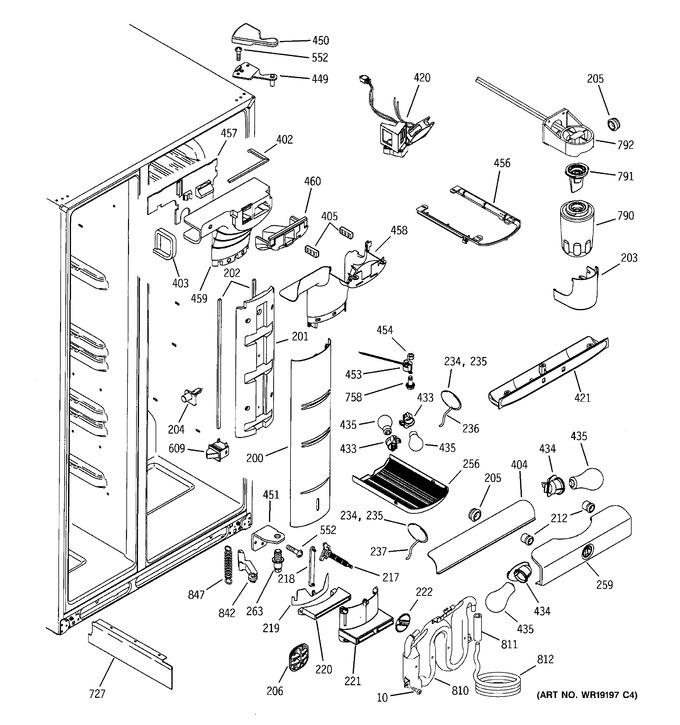 Diagram for PSF26NGPABB