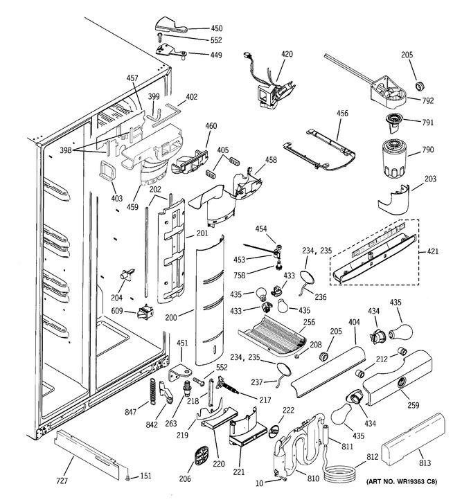 Diagram for PST26SHPASS