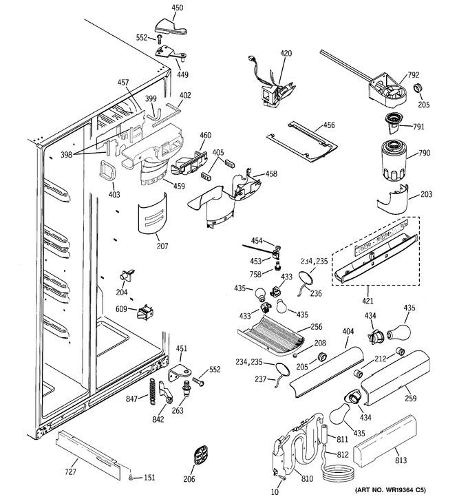 Diagram for PSS26LGRABB