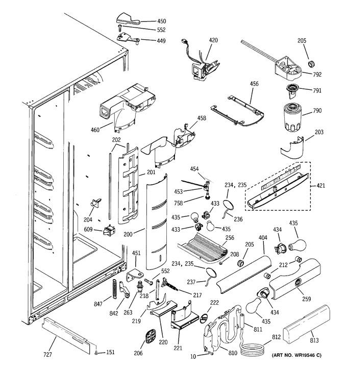 Diagram for PSS26SGRDSS