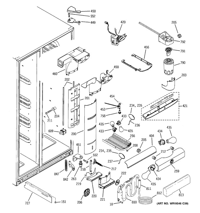 Diagram for PSE27NHTACBB