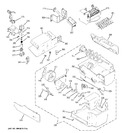 Diagram for 7 - Ice Maker & Dispenser