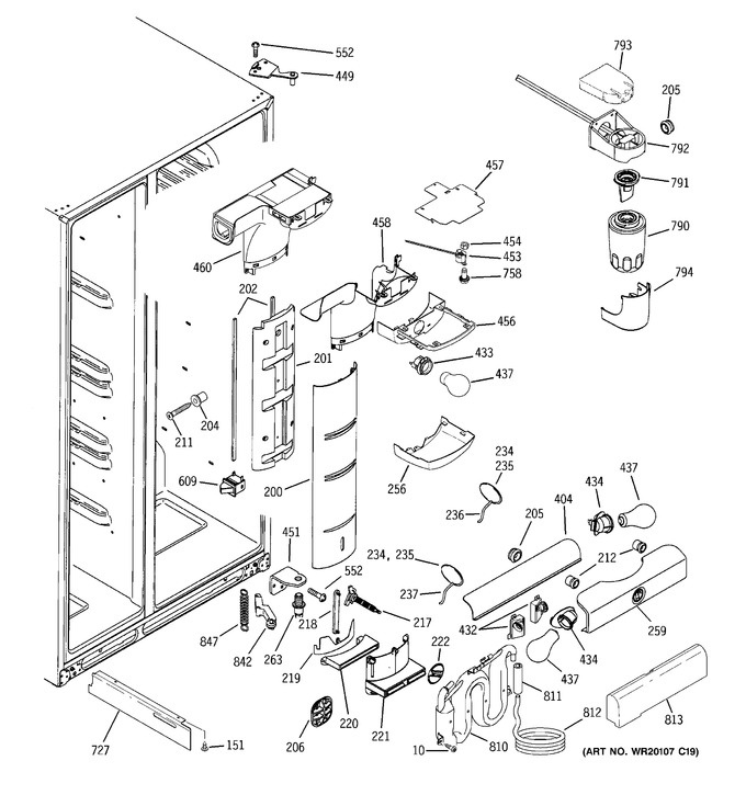 Diagram for PSI23MGWCBV