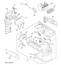 Diagram for 8 - Ice Maker & Dispenser