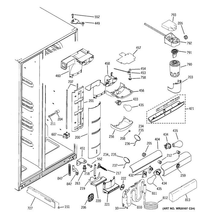 Diagram for PSI23NGWCBV