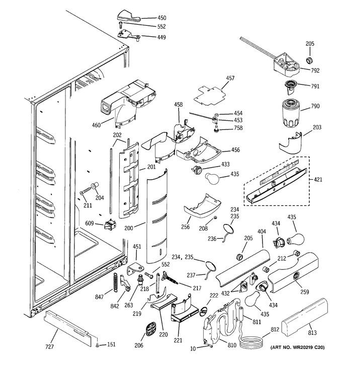 Diagram for PSE27NHTECBB