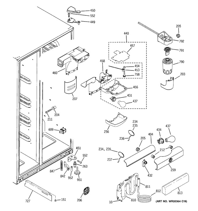 Diagram for GSS25WSTISS