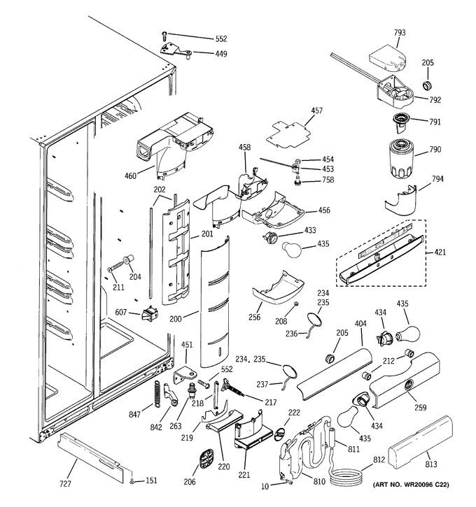 Diagram for PSI23NGWACV