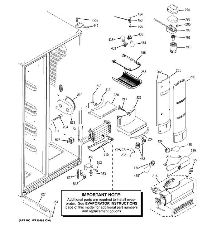 Diagram for PSDS5RGXCFSS