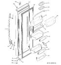 Diagram for 2 - Fresh Food Door