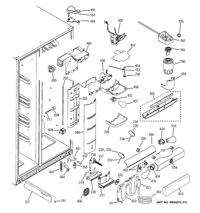 Diagram for PSK27SGWICSS