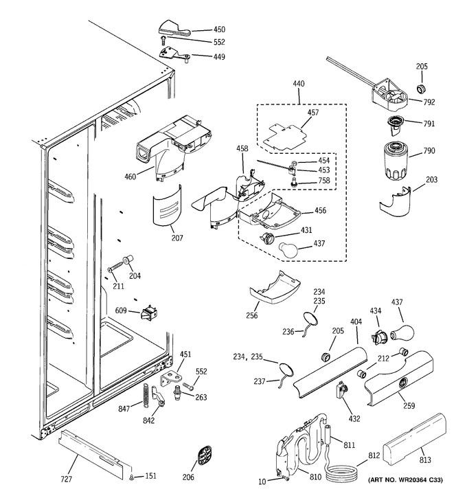 Diagram for GSS25QGTKBB