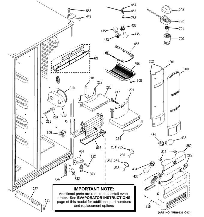 Diagram for PJE25PGTAFSV