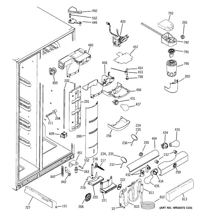 Diagram for PSK27VGXACSS