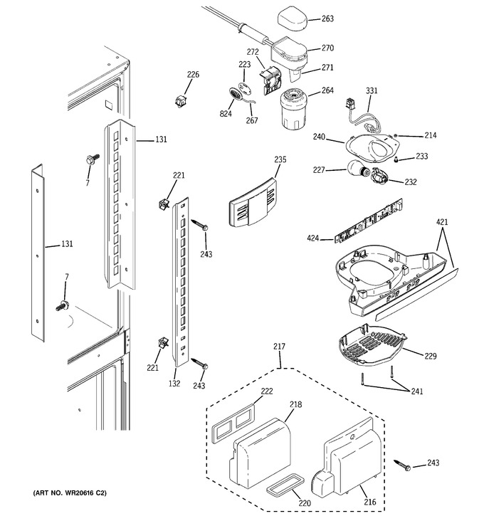 Diagram for GFSL2KEYCLS