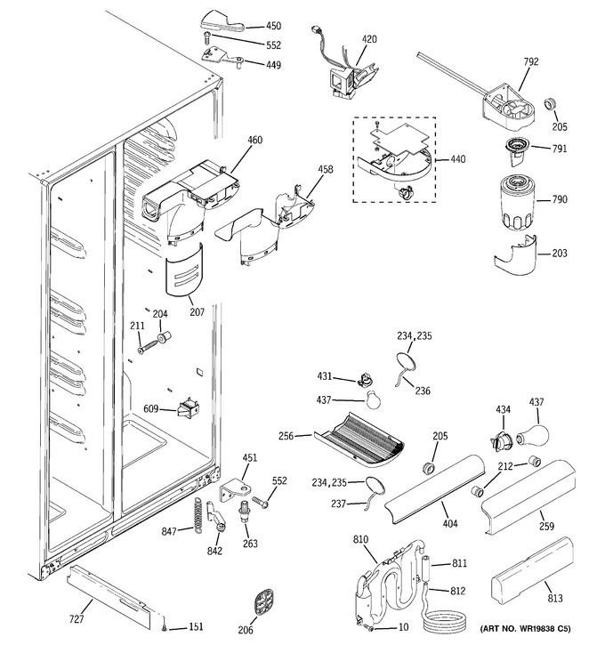 Diagram for GSS23QSTLSS