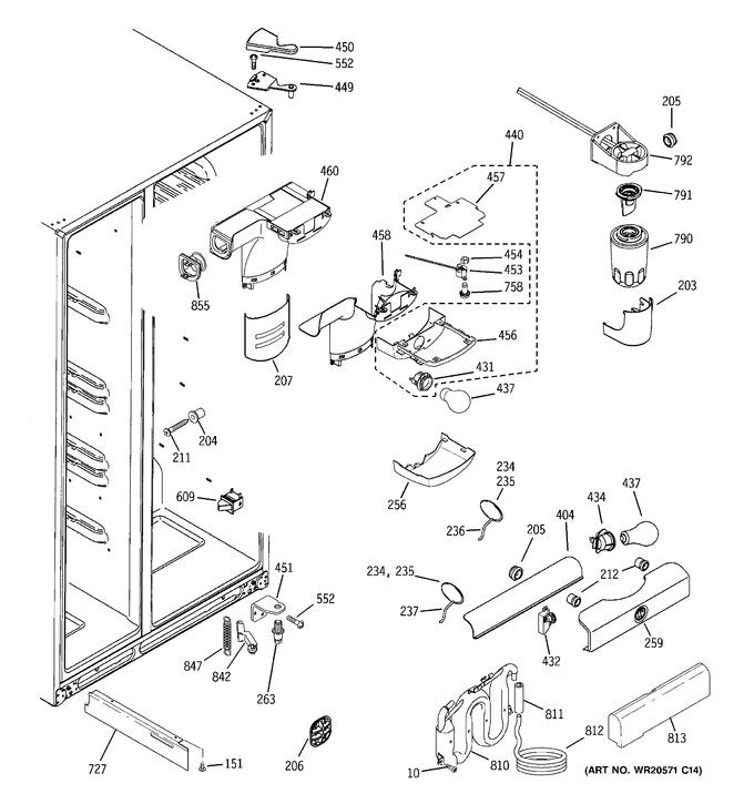 Diagram for LSHF6LGZBCBB