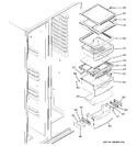 Diagram for 9 - Fresh Food Shelves