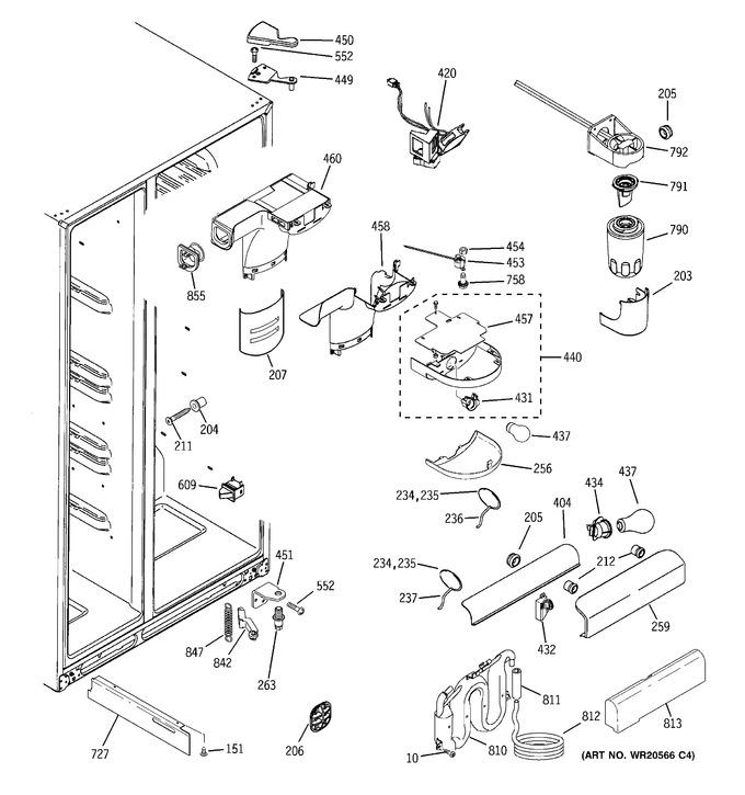 Diagram for GSHF3KGZBCCC