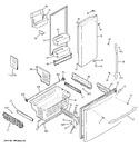 Diagram for 2 - Doors & Bins