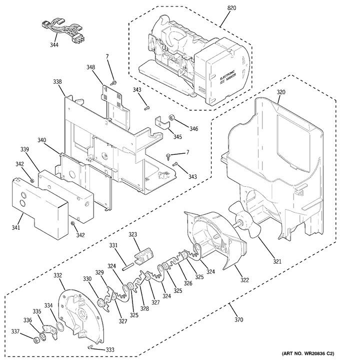 Diagram for PFCF1RKZABB