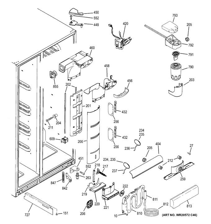 Diagram for GSE28VHBATWW