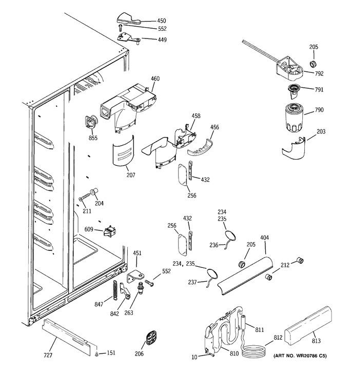 Diagram for DSE26JGECCBB