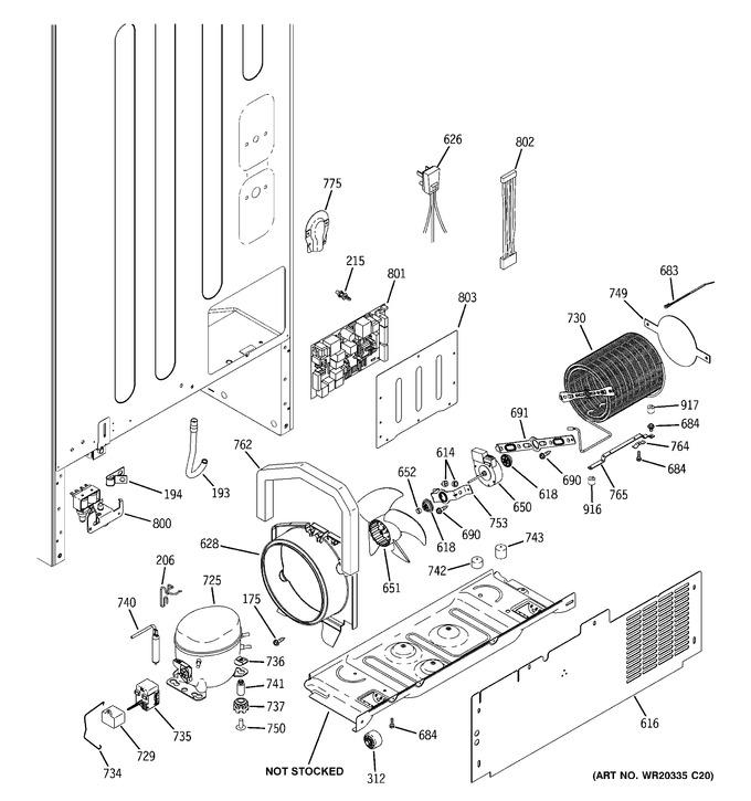 Diagram for GNE22GMEBFES