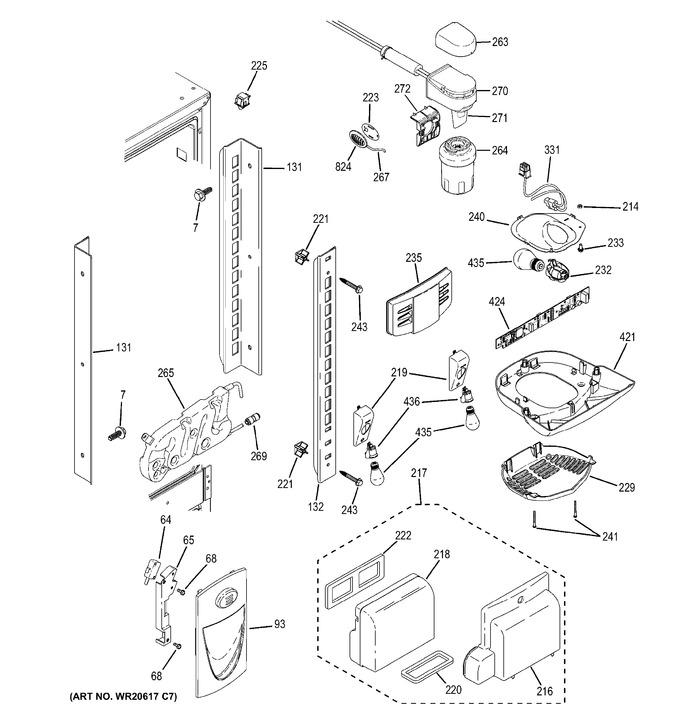 Diagram for GNS23GSHBFSS